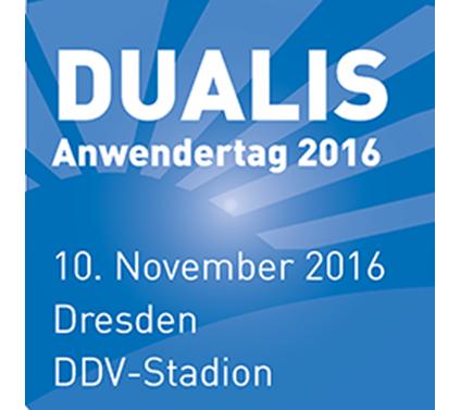 Dualis Anwendertag 2016