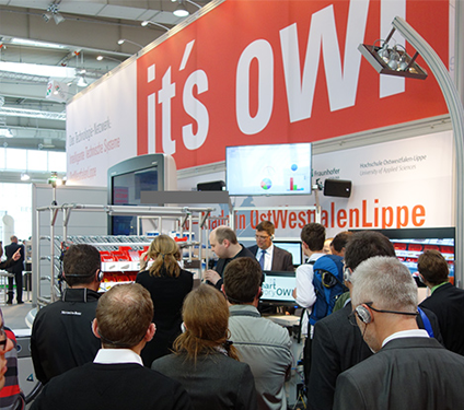 ISI Automation auf der Hannover Messe 2017
